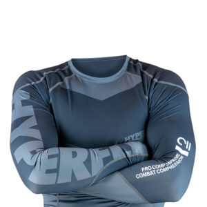 Hyperfly Rashguard ProComp Supreme Long Sleeve grey 4