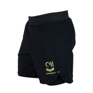 Hyperfly Shorts Icon black gold 4