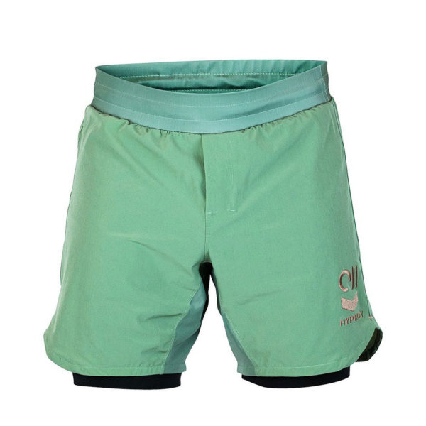 Hyperfly Shorts Icon sagegold 2