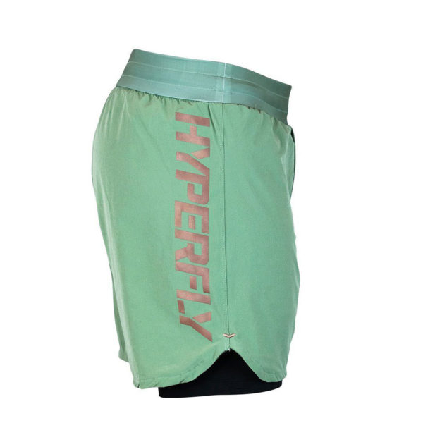 Hyperfly Shorts Icon sagegold 8