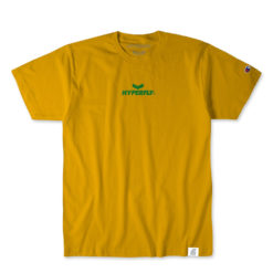 Hyperfly T shirts Mantra Champion Edition guld 1