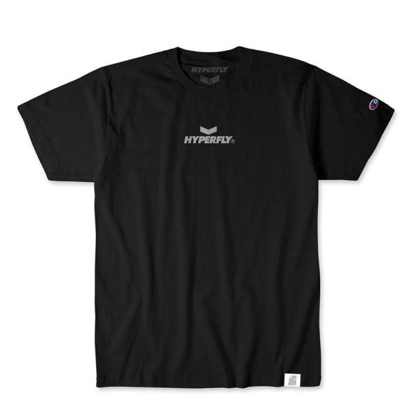 Hyperfly T shirts Mantra Champion Edition svart 1
