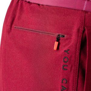 Hyperfly Training Shorts Icon burgundy 10
