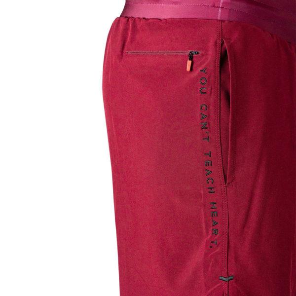 Hyperfly Training Shorts Icon burgundy 5