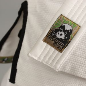 Inverted Gear BJJ Gi Panda Classic vit 3
