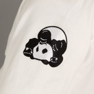 Inverted Gear BJJ Gi Panda Classic vit 4