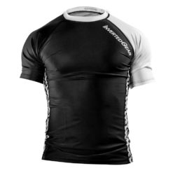 Inverted Gear Rashguard IBJJF Ranked Vit 1