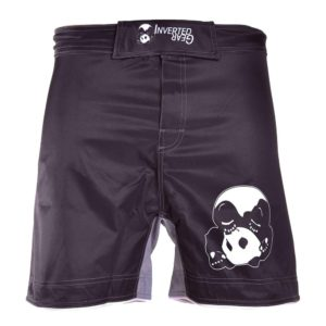 Inverted Gear Shorts Black 1