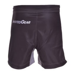 Inverted Gear Shorts Black 3