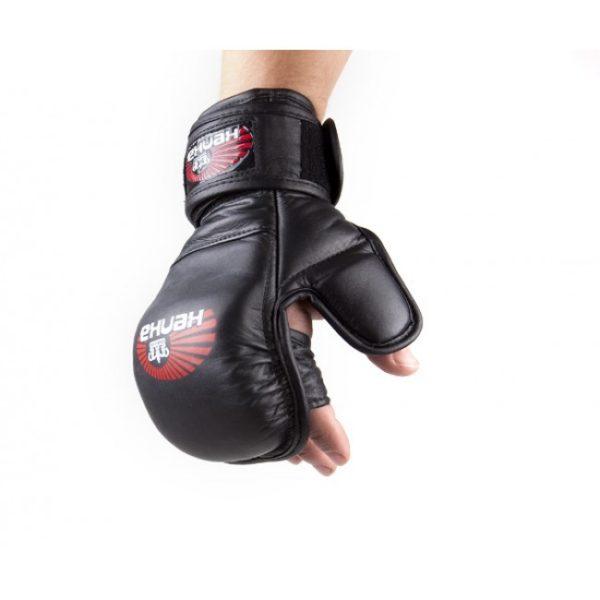 Kenka MMA Sparring Handskar 2.0 svarta 1