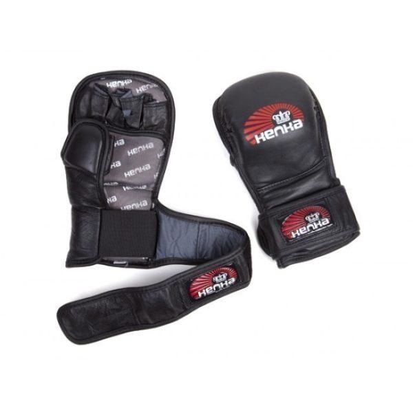 Kenka MMA Sparring Handskar 2.0 svarta 2