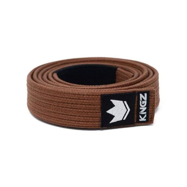 Kingz BJJ Balte Premium Gi Material brun 1