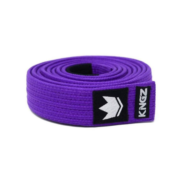 Kingz BJJ Balte Premium Gi Material lila 1