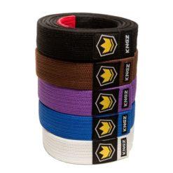 Kingz BJJ Belt Premium Gi Material