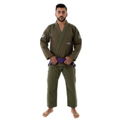 Kingz BJJ Gi Balistico 2.0 Limited Edition army 1