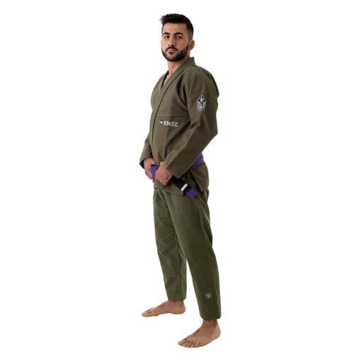 Kingz BJJ Gi Balistico 2.0 Limited Edition army 2