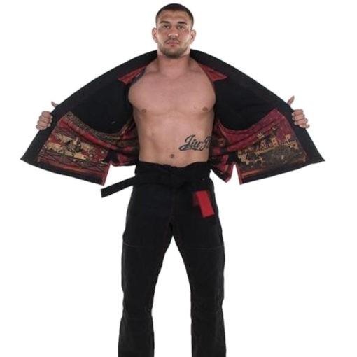 Kingz BJJ Gi Black Knight Limited Edition 1
