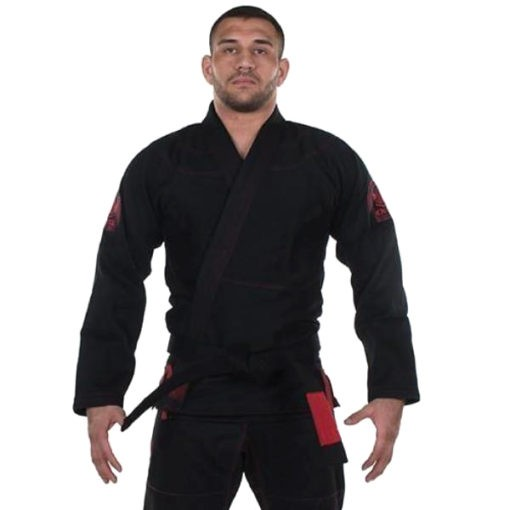 Kingz BJJ Gi Black Knight Limited Edition 2