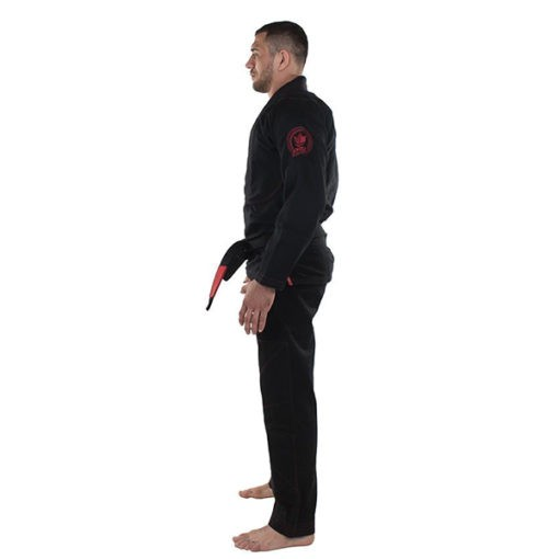 Kingz BJJ Gi Black Knight Limited Edition 3