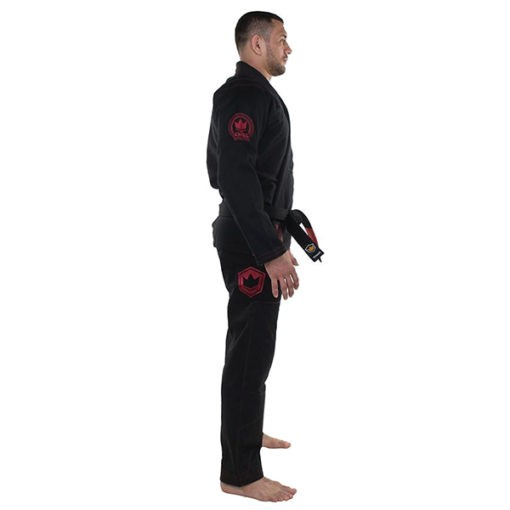 Kingz BJJ Gi Black Knight Limited Edition 4