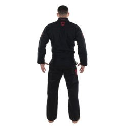 Kingz BJJ Gi Black Knight Limited Edition 5