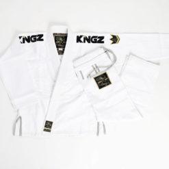Kingz BJJ Gi Kids Comp V5 vit 6