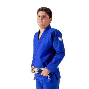 Kingz BJJ Gi Kids The One blue 2