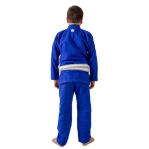 Kingz BJJ Gi Kids The One blue 6