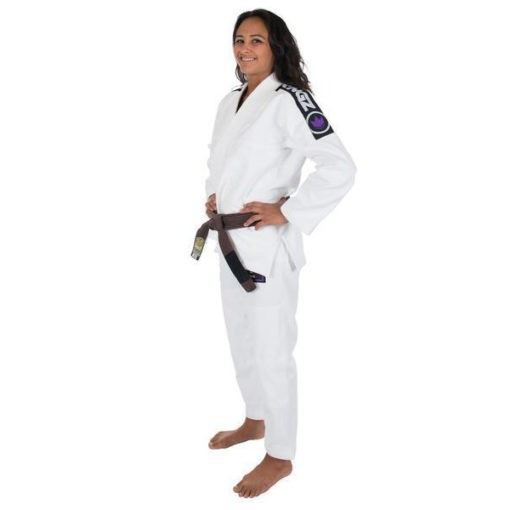 Kingz BJJ Gi Ladies Basic 2 0 vit 2