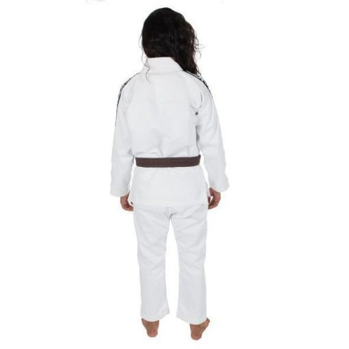Kingz BJJ Gi Ladies Basic 2 0 vit 3