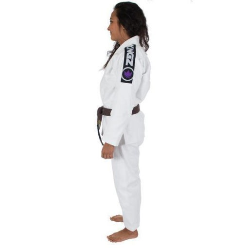 Kingz BJJ Gi Ladies Basic 2 0 vit 4