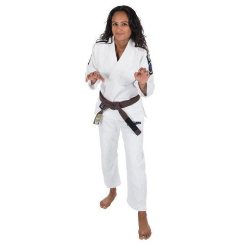 Kingz BJJ Gi Ladies Basic 2 0 vit 7