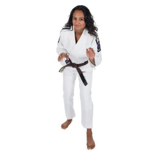 Kingz BJJ Gi Ladies Basic 2 0 vit 8