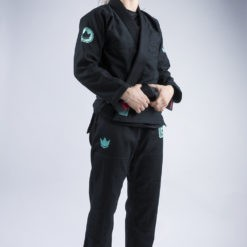 Kingz BJJ Gi Ladies Classic 3.0 svart 2