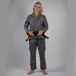 Kingz BJJ Gi Ladies Nano 2.0 silver