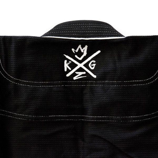 Kingz BJJ Gi Sovereign 2 0 svart 5