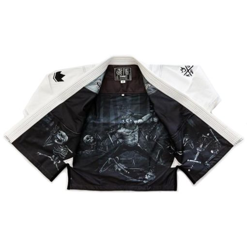 Kingz BJJ Gi Sovereign 2 0 vit 3