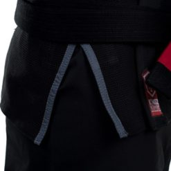 Kingz BJJ Gi Ultralight svart 11