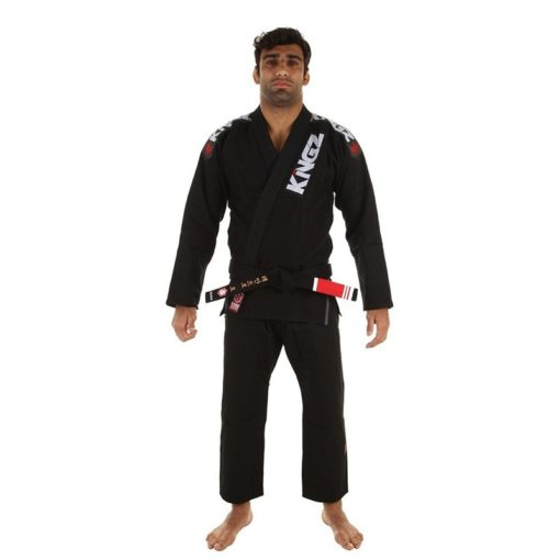 Kingz BJJ Gi Ultralight svart 2
