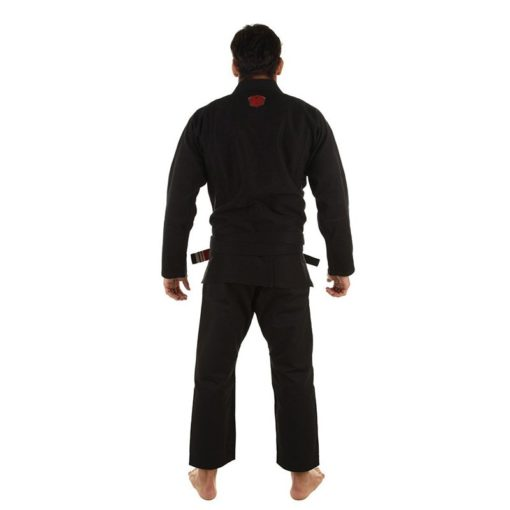 Kingz BJJ Gi Ultralight svart 4