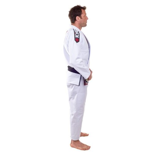 Kingz BJJ Gi Ultralight vit 1