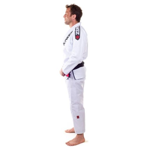Kingz BJJ Gi Ultralight vit 3