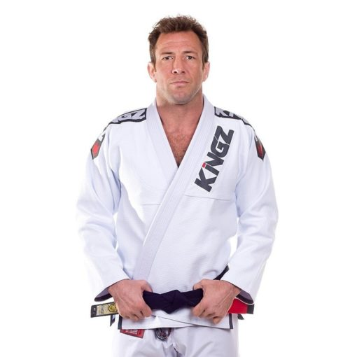 Kingz BJJ Gi Ultralight vit 5