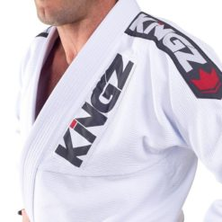 Kingz BJJ Gi Ultralight vit 6