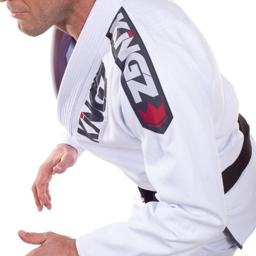 Kingz BJJ Gi Ultralight vit 9