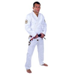 Kingz BJJ Gi White Knight Limited Edition 3