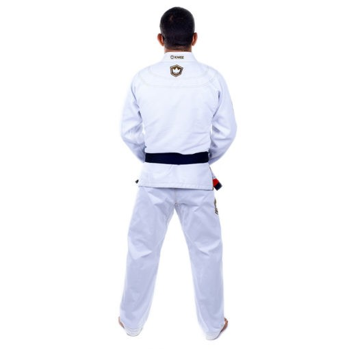 Kingz BJJ Gi White Knight Limited Edition 4