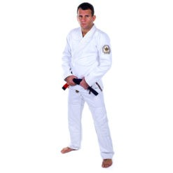 Kingz BJJ Gi White Knight Limited Edition 5