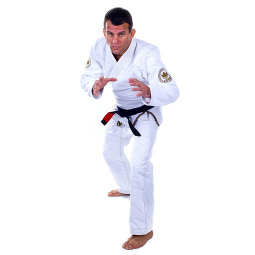Kingz BJJ Gi White Knight Limited Edition 6
