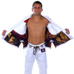 Kingz BJJ Gi White Knight Limited Edition 1